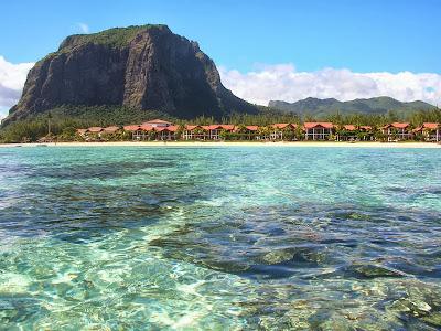 Mauritius Island Indian Ocean
