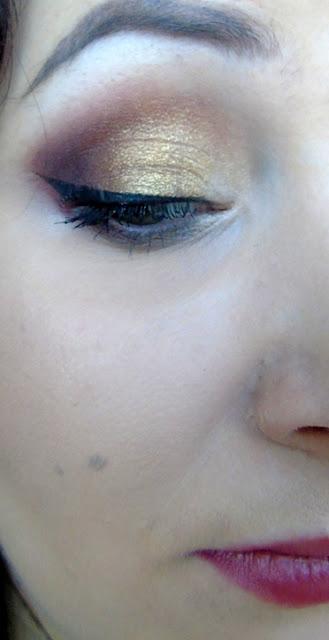 Makijaż na święta - moja propozycja