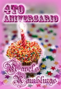 4to aniversario de Mavel Ramblings