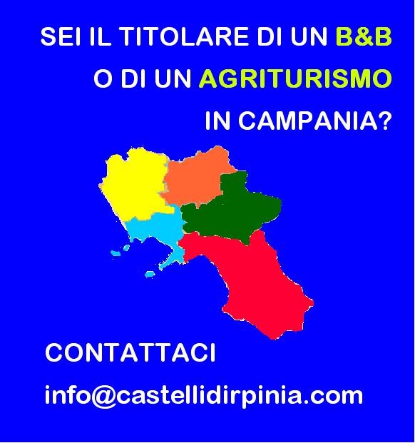 PROMO B&B - AGRITURISMI IN CAMPANIA 2017