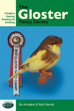 "EXTRAIDO DEL LIBRO ""The Gloster Fancy Canary""by Nick Barret"
