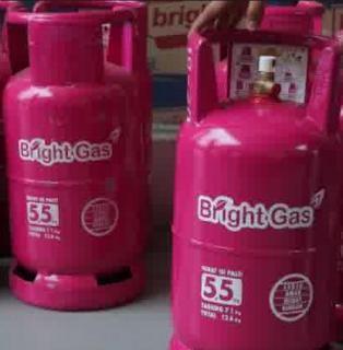 Bright Gas Elpiji 5,5 Kg