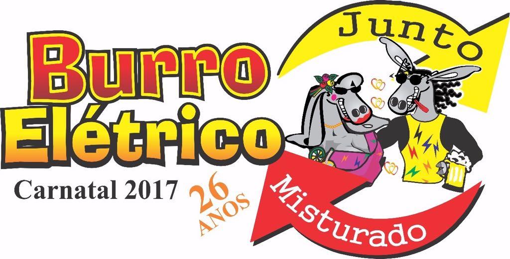 BURRO ELÉTRICO 2017