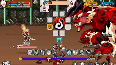 Game Ninja Saga 0.9.64 Full Apk Terbaru 2015