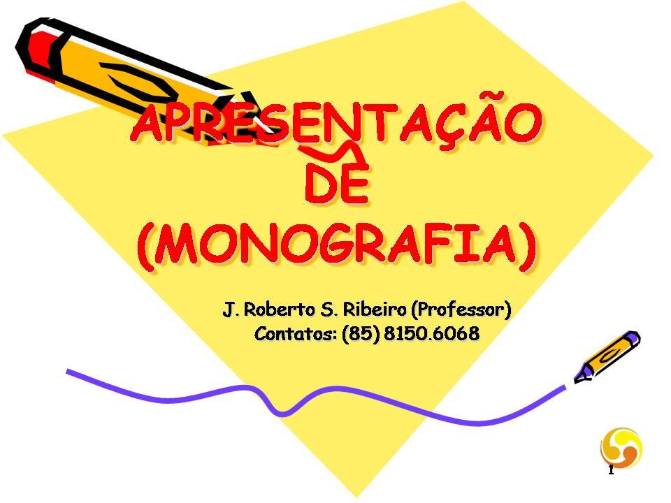 Revisao de monografia
