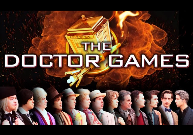 WATCH The Doctor Games