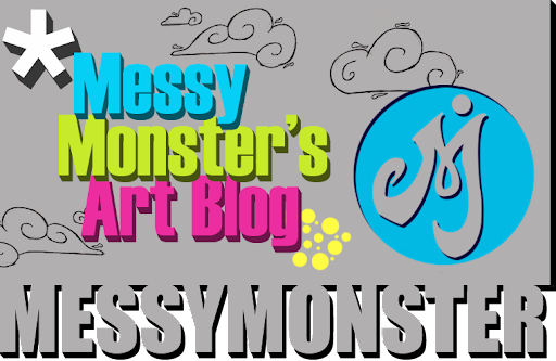 Messy Monster