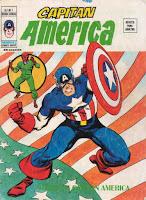 Portada de Capitán América Volumen 3 Nº 1 Ediciones Vértice