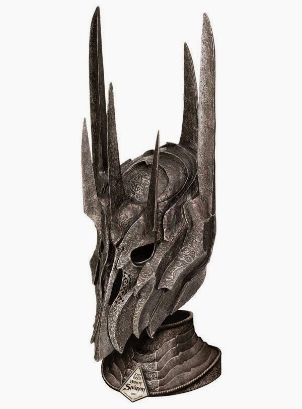 Réplica del Casco de Sauron