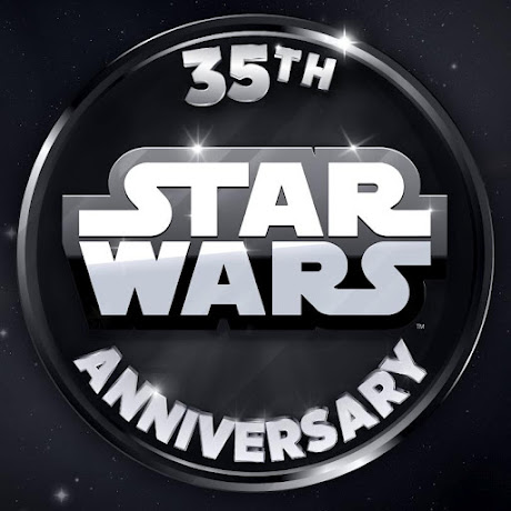 STAR WARS 35 aniversario Made the force be with You