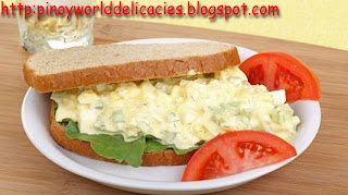 egg sandwich spread
