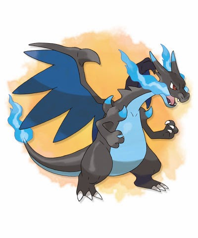 Pokemon x y charizard mega evolution - Pokemon mega evolution y ...