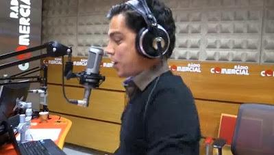 Vasco Palmeirim dedica música a Cristiano Ronaldo