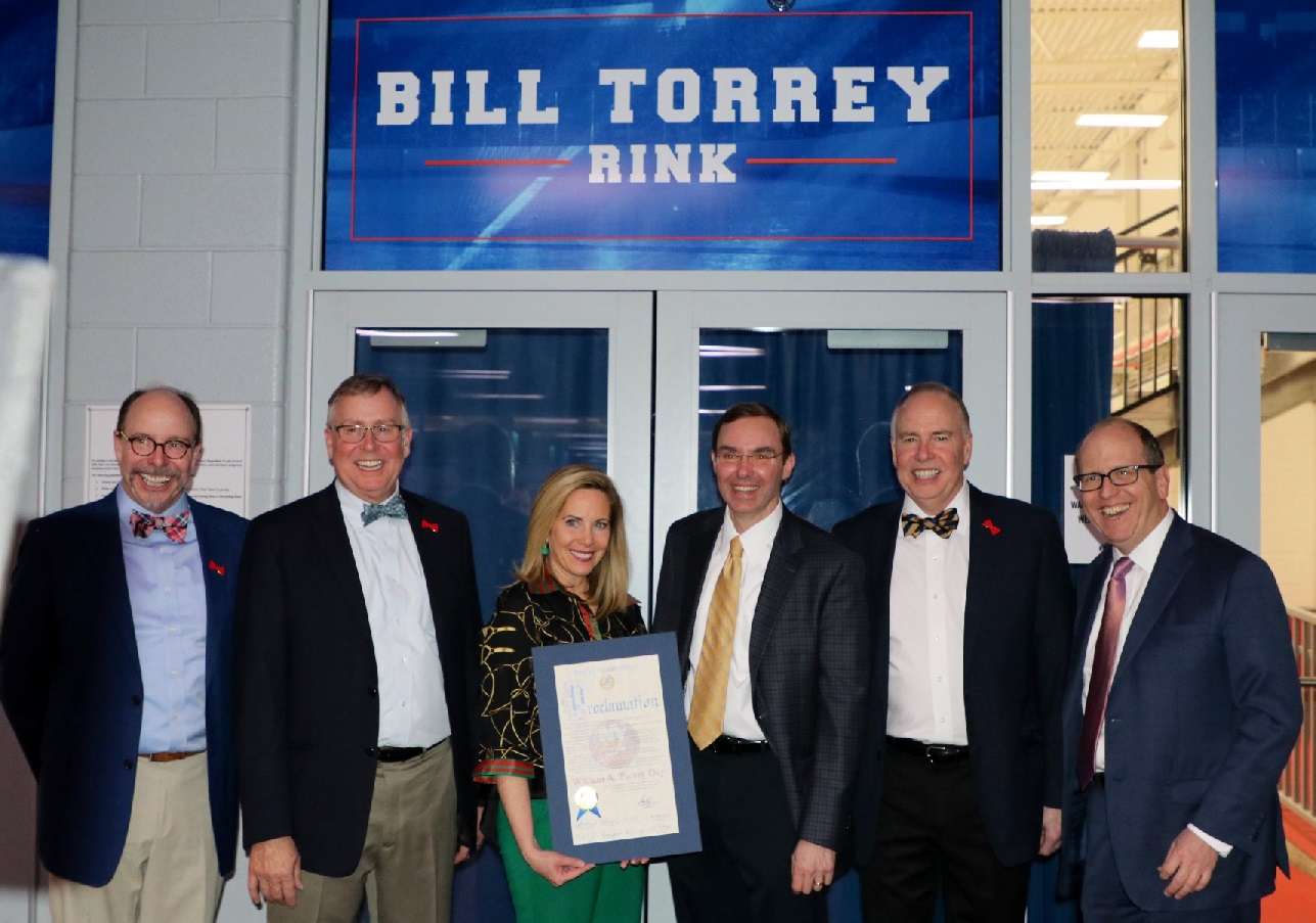 Bill Torrey Rink 3/8/2019