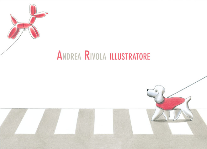 Andrea Rivola Illustratore