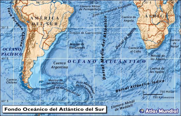 LIMITES DE LOS OCEANOS  biolifepuno
