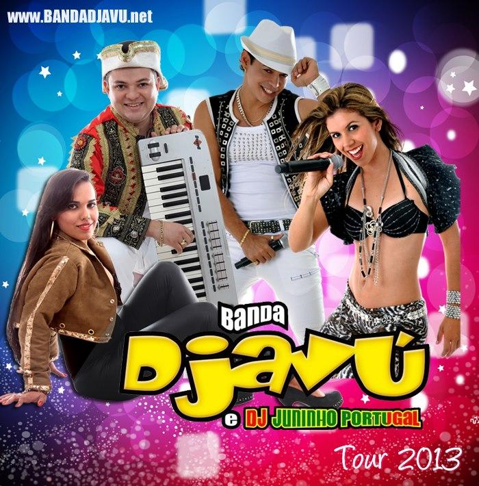 Banda Djav� e DJ Juninho Portugal - Promocional Abril 2013