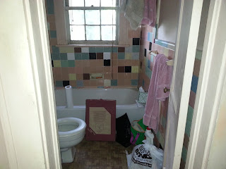 The Harlequin Bathroom
