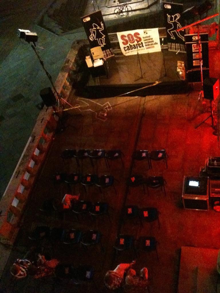 Sos cabaret 2014