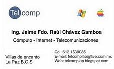 Computer Services La Paz, BCS
