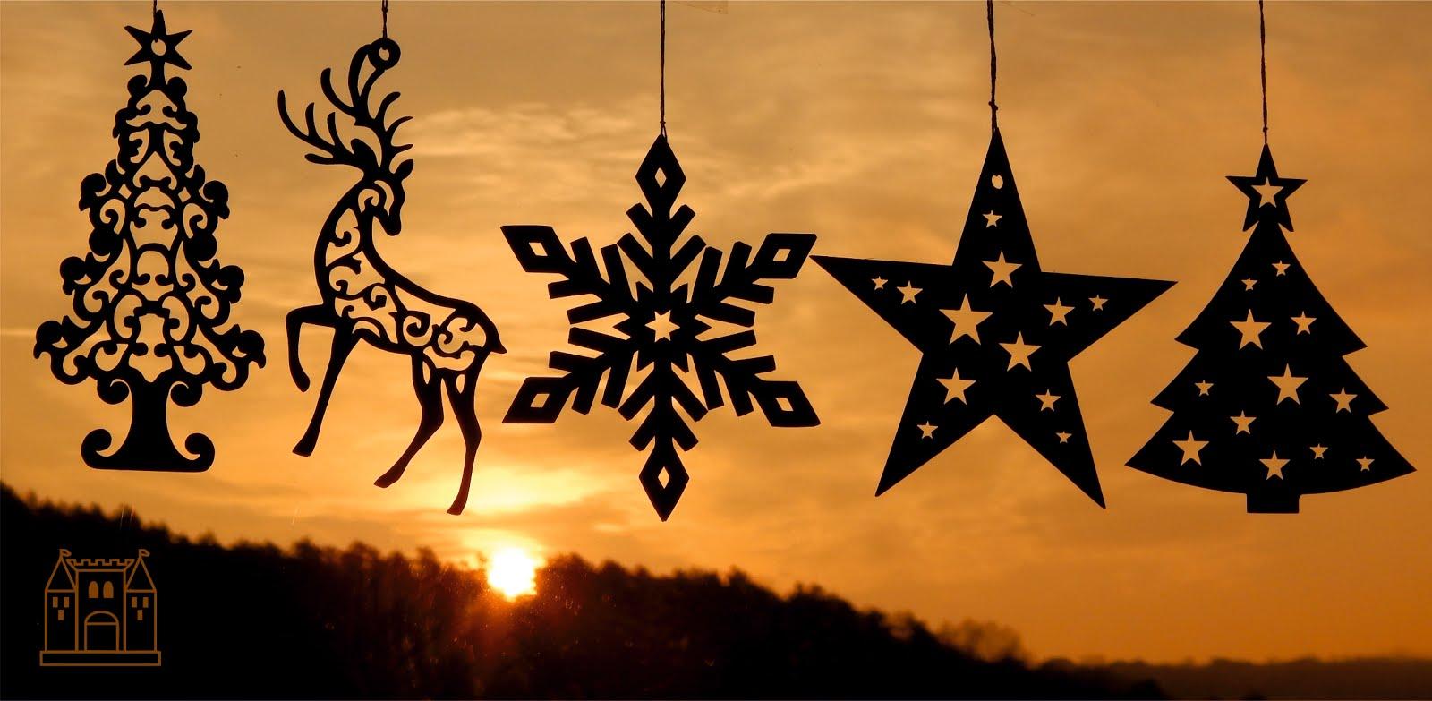 Karácsonyi díszek / Xmas decorations
