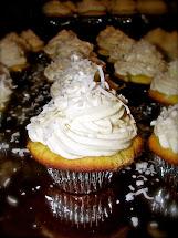 Barefoot Contessa Coconut Cupcakes