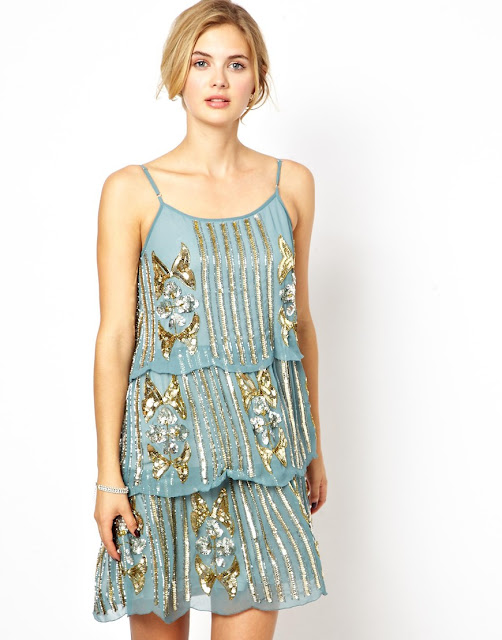 twenties style dress