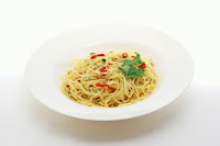 candida-dieet-recept-glutenvrije-knoflook-pasta