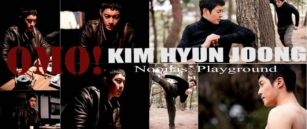 OMO! Kim Hyun Joong