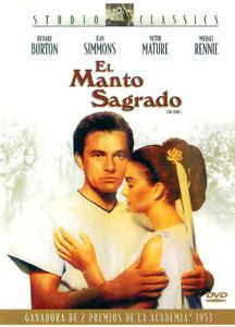 El Manto Sagrado 1953 DVDRip Latino Drama