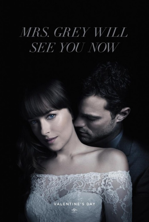 """FIFTY SHADES FREED"""