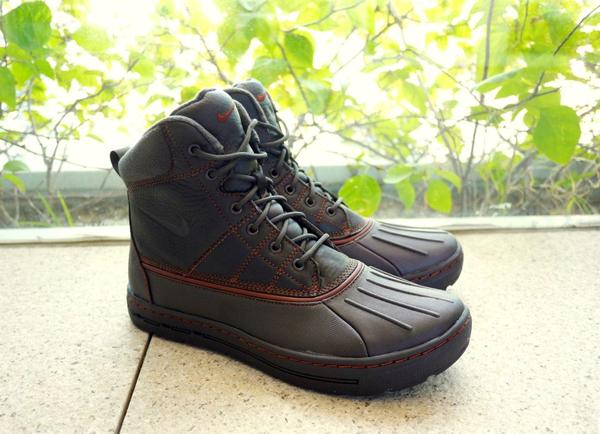 Nike Boots Woodside Waterproof Boots Mens Shoes