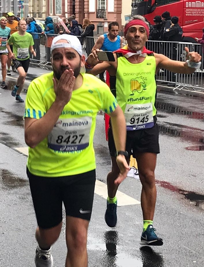 Maratón de Frankfurt 2019