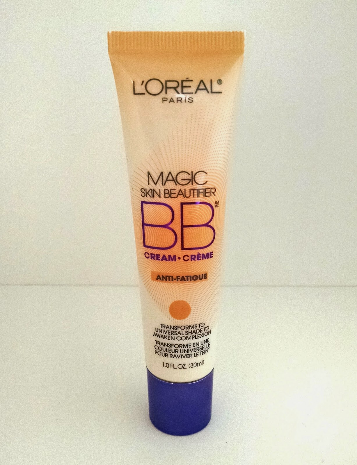 L Oreal Magic Bb Cream Anti Fatigue Review And Swatches