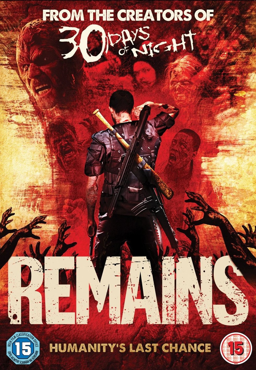 Remains (2011) Online