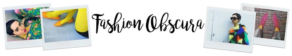 Fashion Obscura