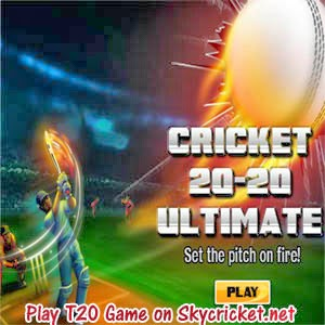 Play Ultimate Twenty20 game