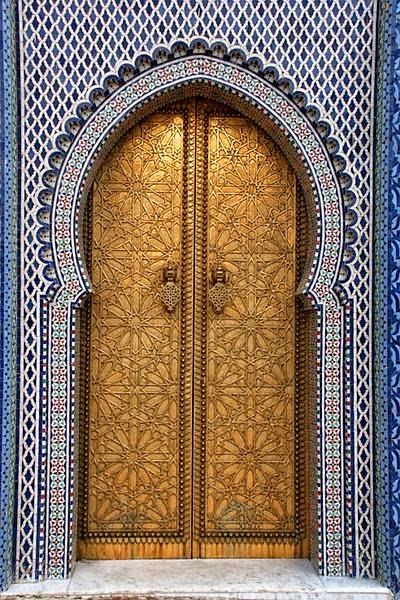 Royal Place Fez