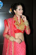 Preeti Rana Glamorous Photos in Ghagra Choli-thumbnail-15
