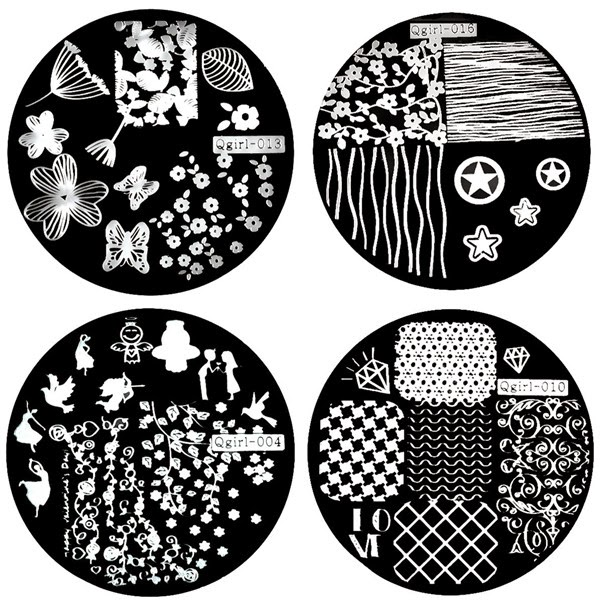 New Stamping Plates