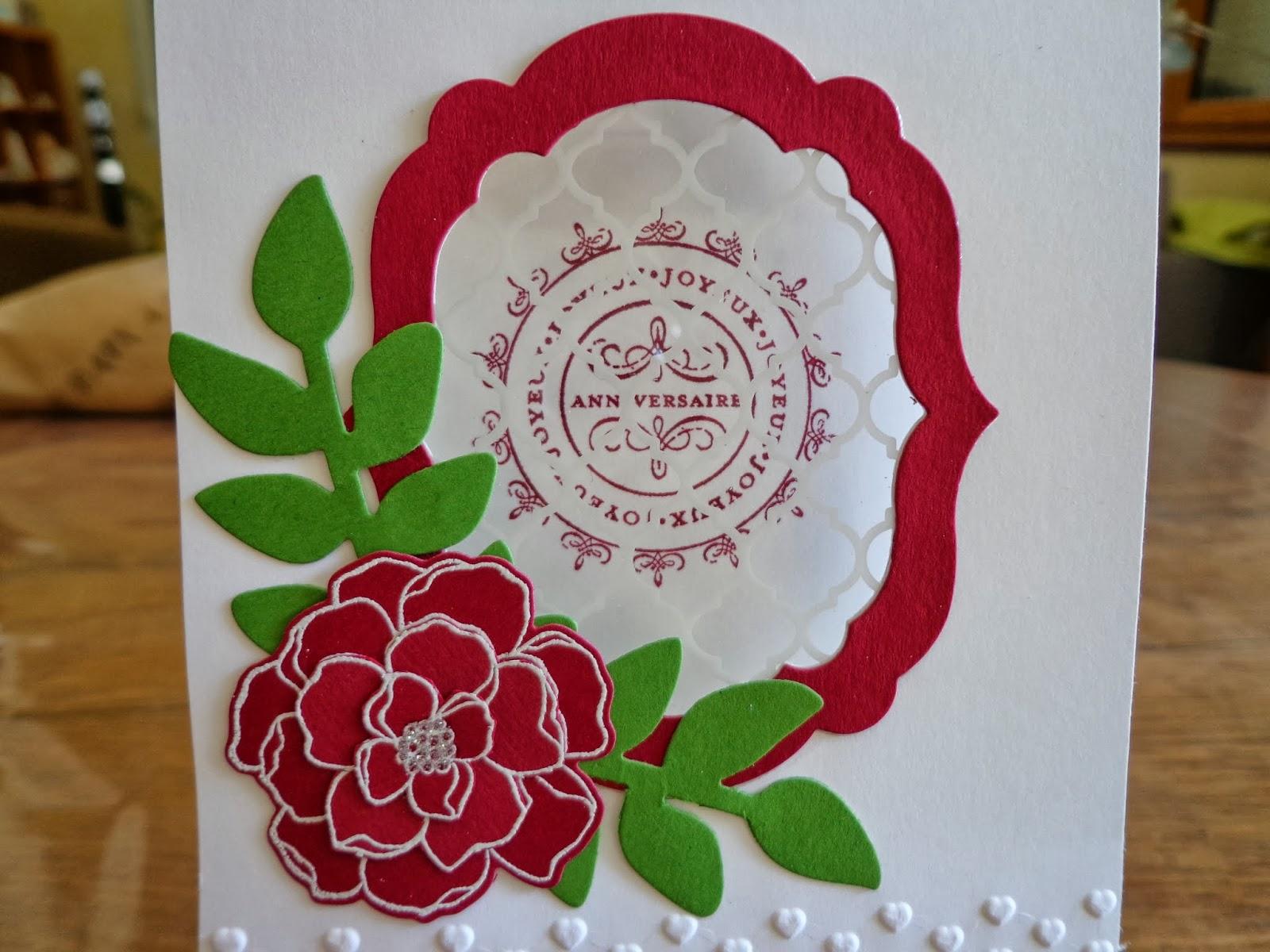 Muriel D Loisirs Creatifs Joyeux Anniversaire Yannick