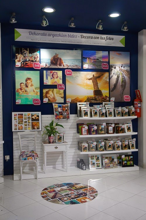 Imagen de la entrada de la tienda Foto Ikatz El Boulevard de Vitoria Gasteiz