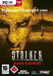 STALKER Gold Edition PC Game Full