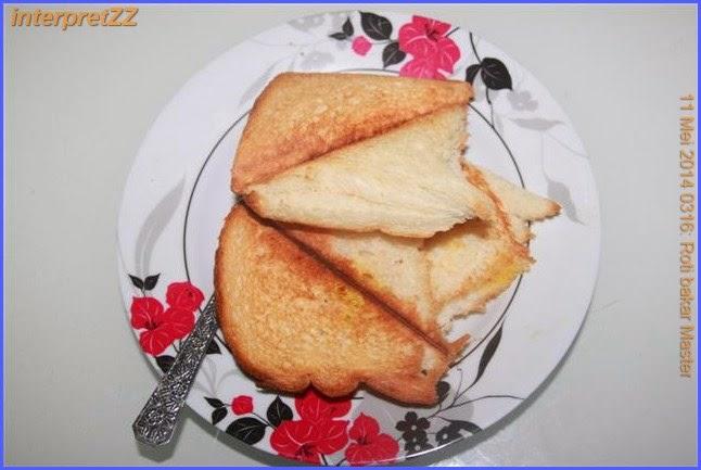 Roti bakar Master