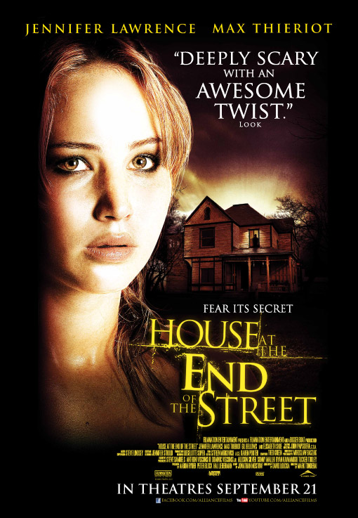 House at the End of the Street 2012 movie