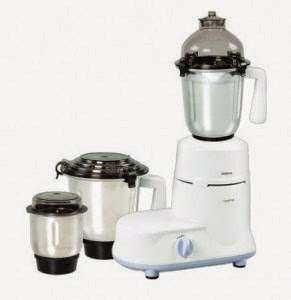 Flipkart: Buy Havells Marathon 750 Mixer Grinder (3 Jars) at Rs. 1838