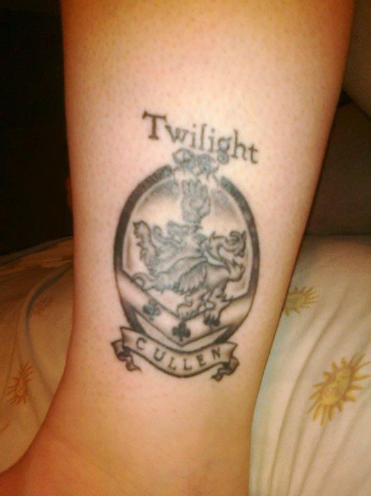 a8c0d281d Twilight Saga Inspired Tattoos: CULLEN CREST