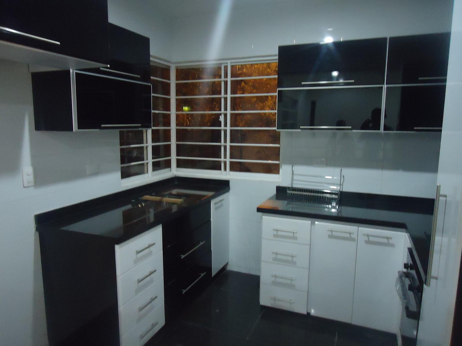 Cocinas integrales j v galeria for Galeria fotos cocinas integrales