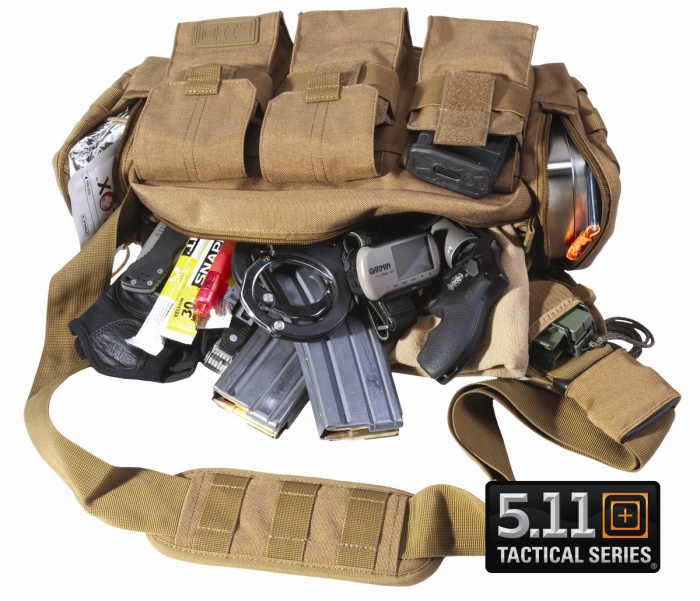 5 Rings Tactical Gear Review 11 Active Shooter Bail Out Bag
