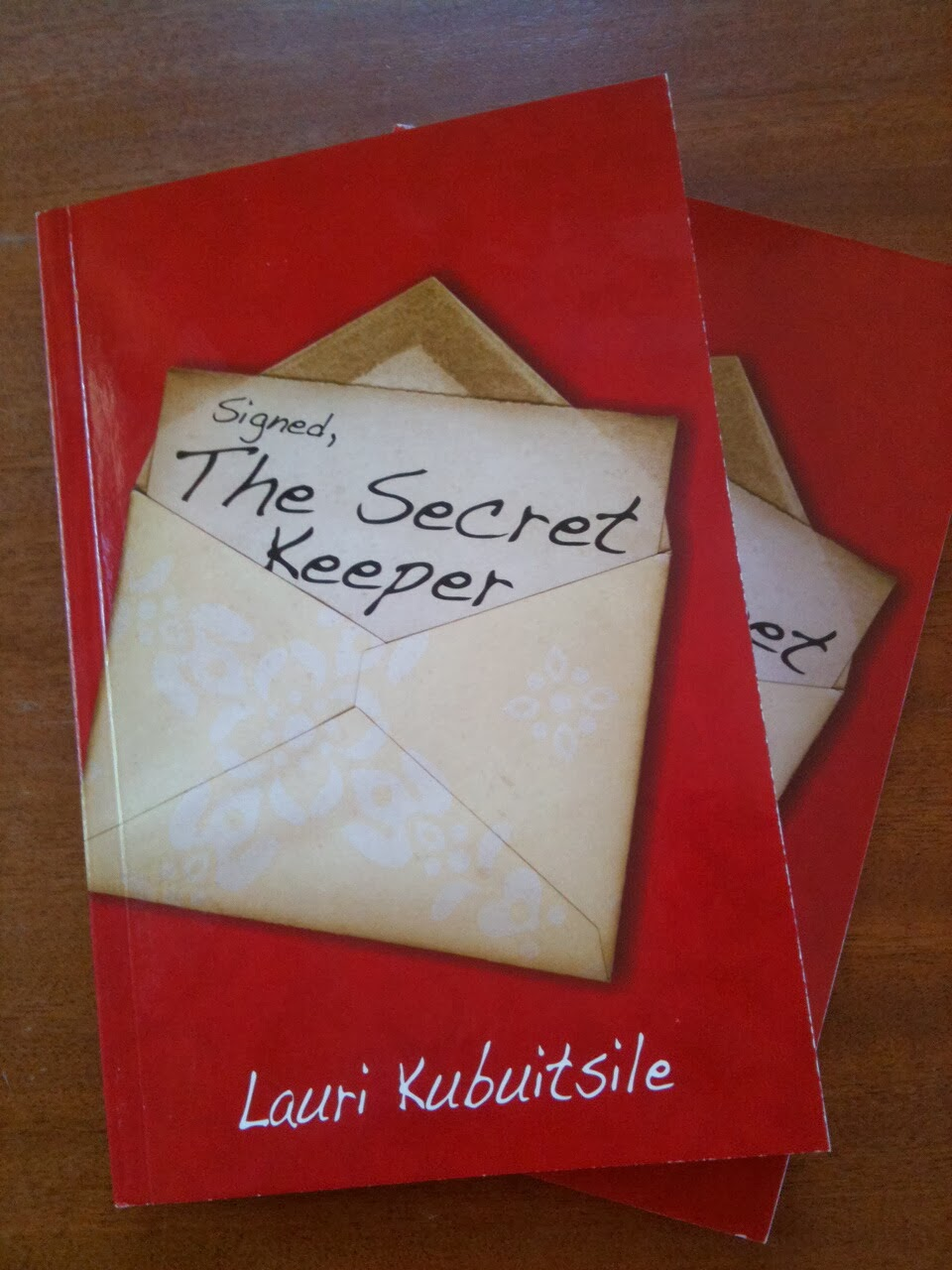 Signed, The Secret Keeper
